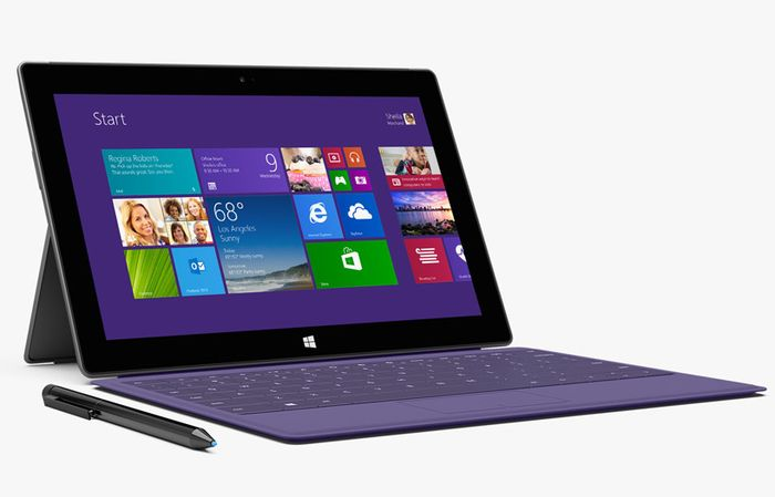 Microsoft Surface 2